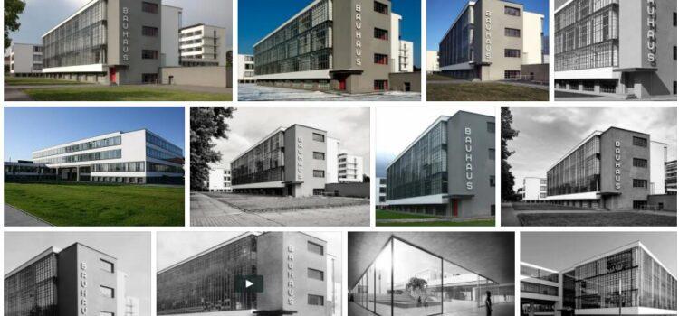 Meaning of Bauhaus
