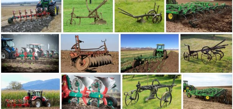 Meaning of Plow