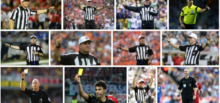 Meaning of Referee