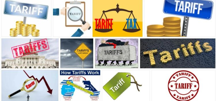 Meaning of Tariff