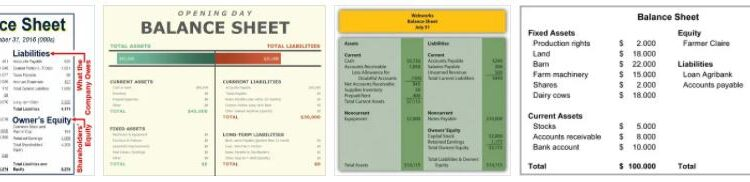 Meaning of Balance Sheet Date 2