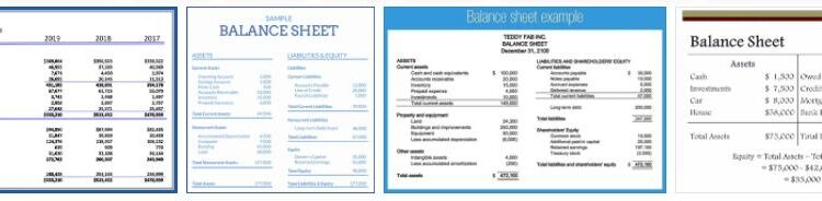 Meaning of Balance Sheet Date